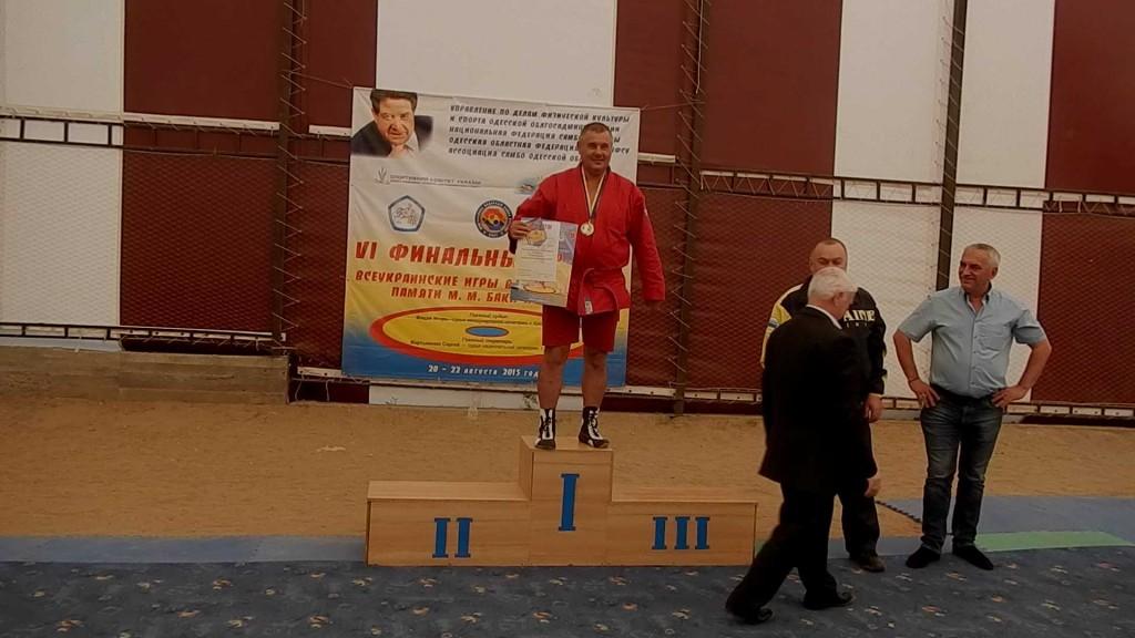 DSCN8988.MOV_000047548-1024x576 Измаильчанин стал чемпионом Украины по самбо (фото)