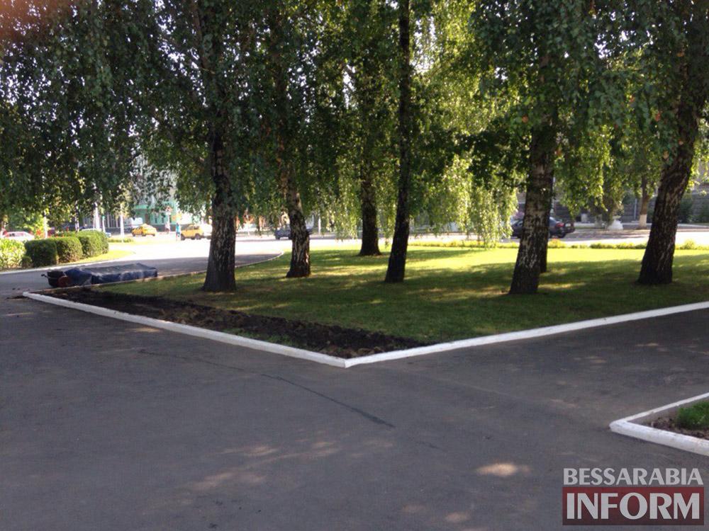 G1vpTYLxcJ4 В Измаиле продолжают благоустраивать площадь Победы (фото)