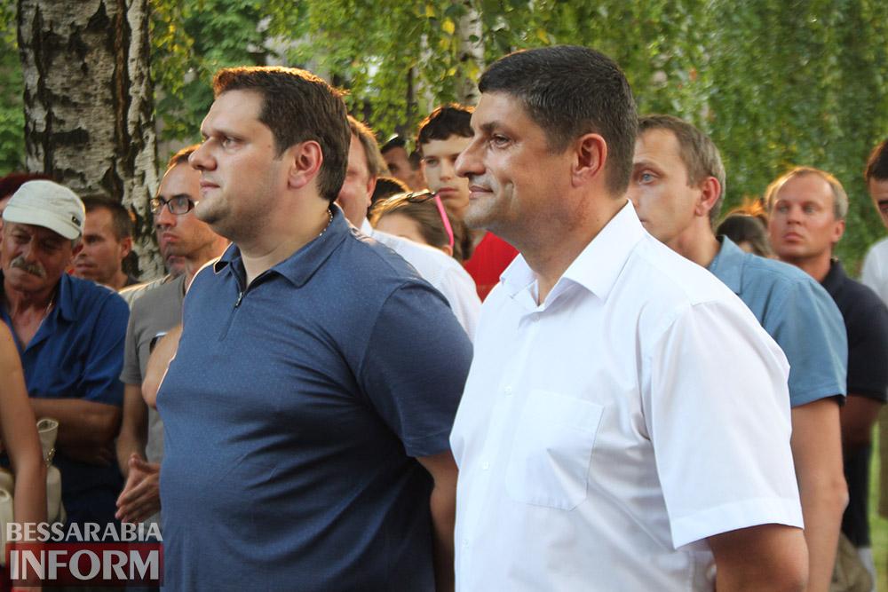 Итоги визита Михаила Саакашвили в Измаил