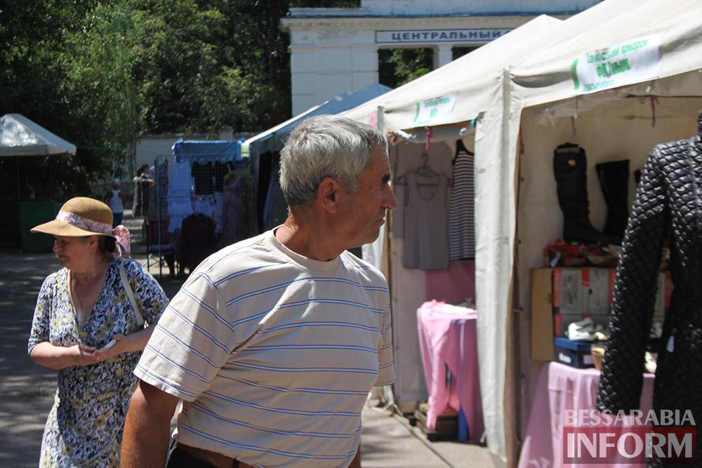 IMG_2030 В Измаиле Харьковская ярмарка товаров легкой промышленности может преждевременно закрыться