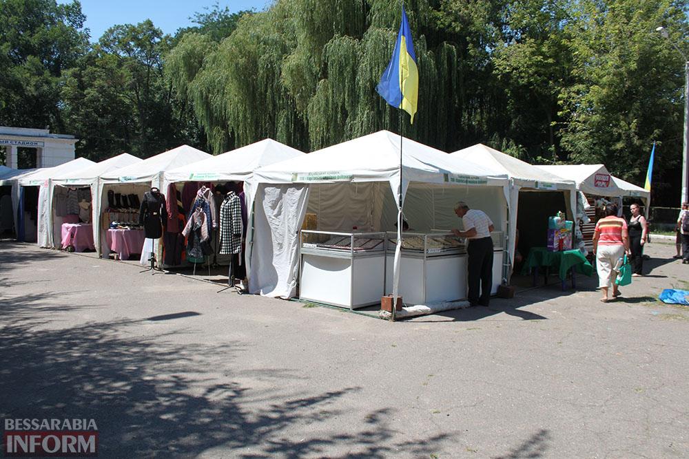 IMG_2034 В Измаиле Харьковская ярмарка товаров легкой промышленности может преждевременно закрыться