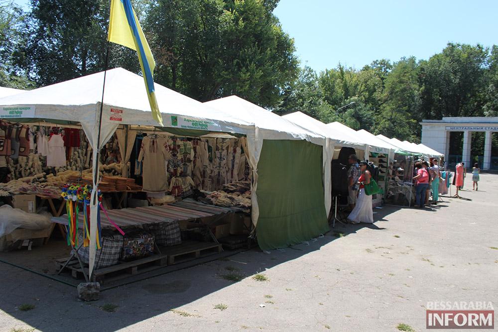IMG_2060 В Измаиле Харьковская ярмарка товаров легкой промышленности может преждевременно закрыться