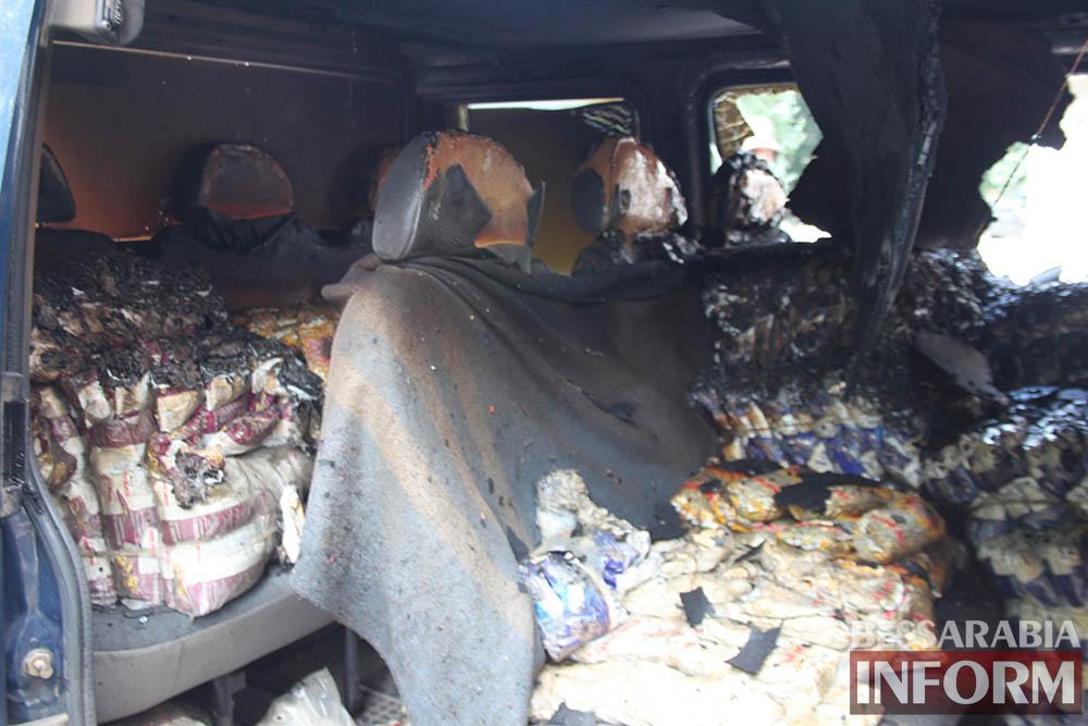 IMG_2084 В Измаиле среди бела дня сожгли автомобиль (фото, видео)