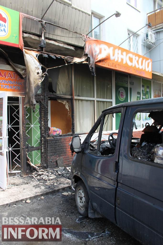 IMG_2087-683x1024 В Измаиле среди бела дня сожгли автомобиль (фото, видео)