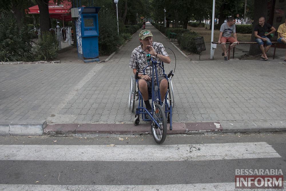 IMG_2889 Мнимаязабота,или как в Измаиле плюют на проблемыинвалидов! (фото, видео)