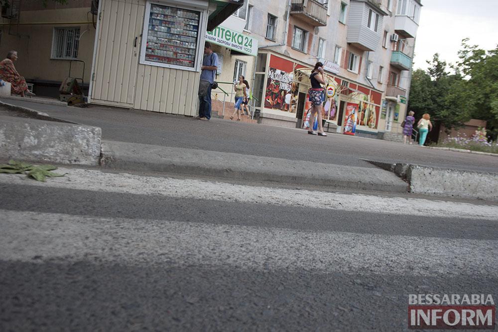 IMG_2917 Мнимаязабота,или как в Измаиле плюют на проблемыинвалидов! (фото, видео)