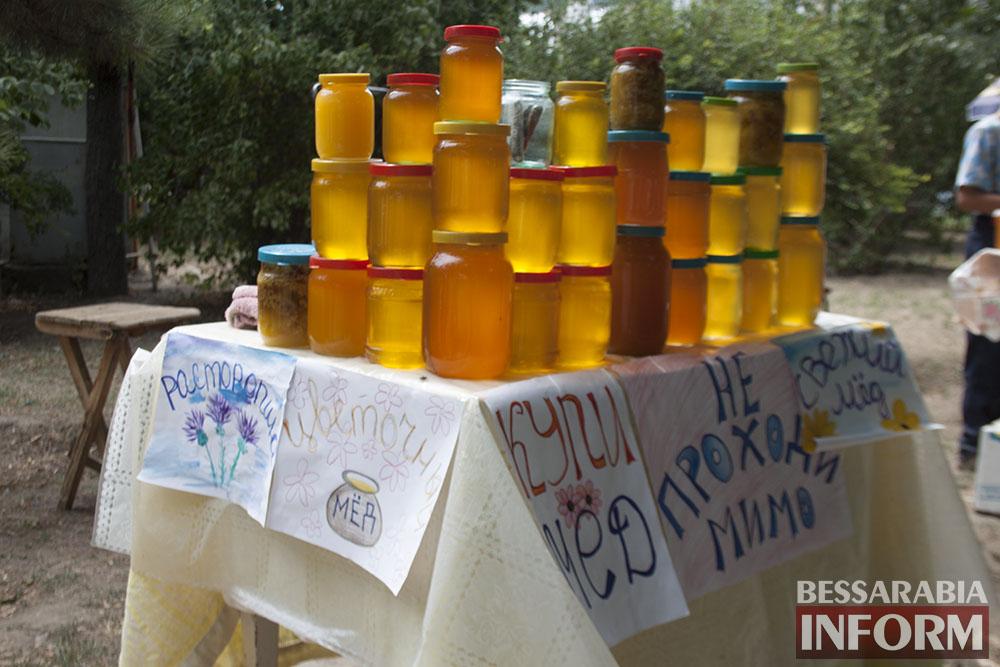 IMG_2954 В Измаиле православные христиане отмечают Медовый Спас (фото)