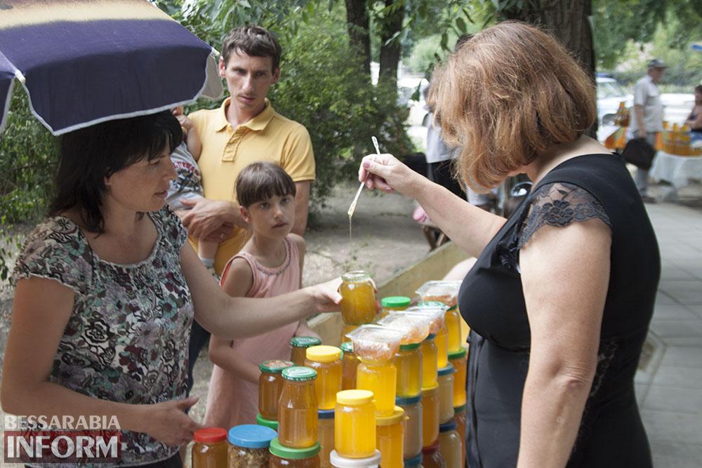 IMG_2967 В Измаиле православные христиане отмечают Медовый Спас (фото)