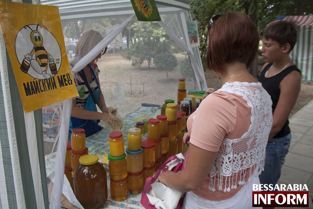 IMG_2981 В Измаиле православные христиане отмечают Медовый Спас (фото)