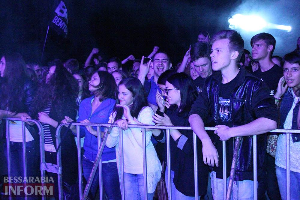 """IMG_3357 Одесская рок - группа """"BMG""""  выступила в Измаиле (фоторепортаж)"""