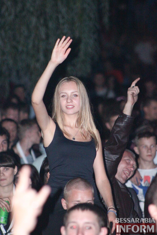 """IMG_3643 Одесская рок - группа """"BMG""""  выступила в Измаиле (фоторепортаж)"""