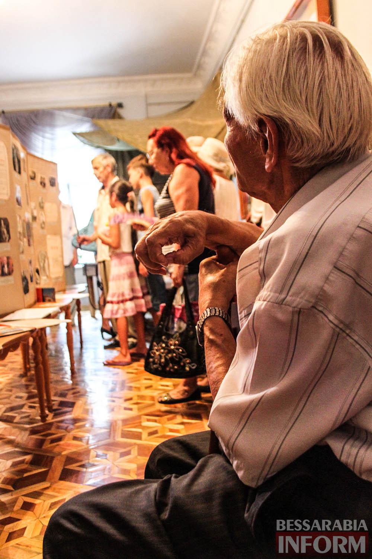 IMG_4331 Героические личности измаильчан-ветеранов Второй мировой войны в музее Придунавья (фото)