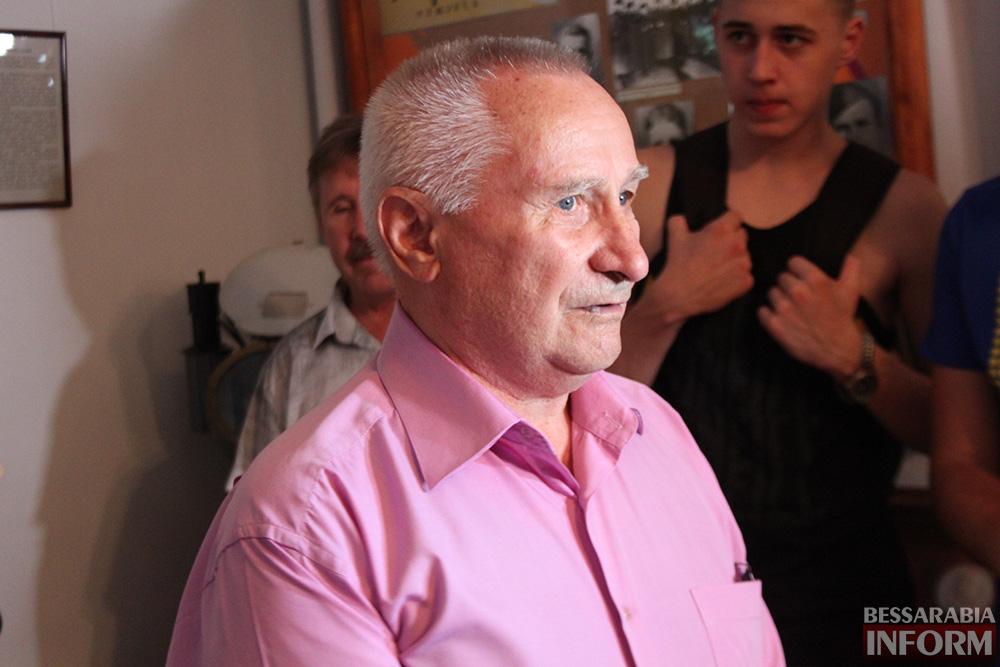 IMG_4350 Героические личности измаильчан-ветеранов Второй мировой войны в музее Придунавья (фото)