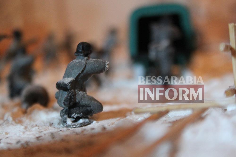 IMG_4368 Героические личности измаильчан-ветеранов Второй мировой войны в музее Придунавья (фото)