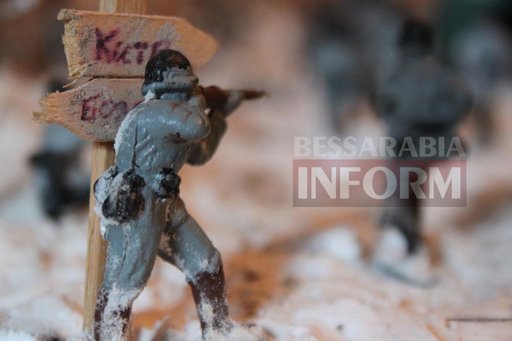IMG_4372 Героические личности измаильчан-ветеранов Второй мировой войны в музее Придунавья (фото)