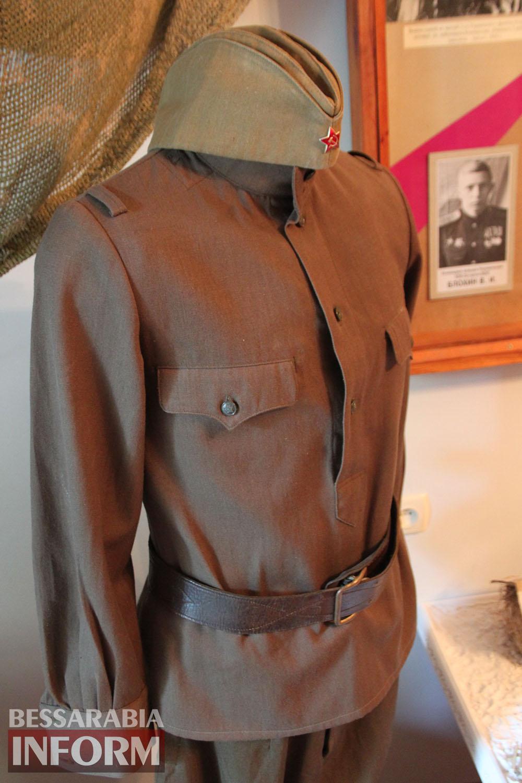 IMG_4386 Героические личности измаильчан-ветеранов Второй мировой войны в музее Придунавья (фото)