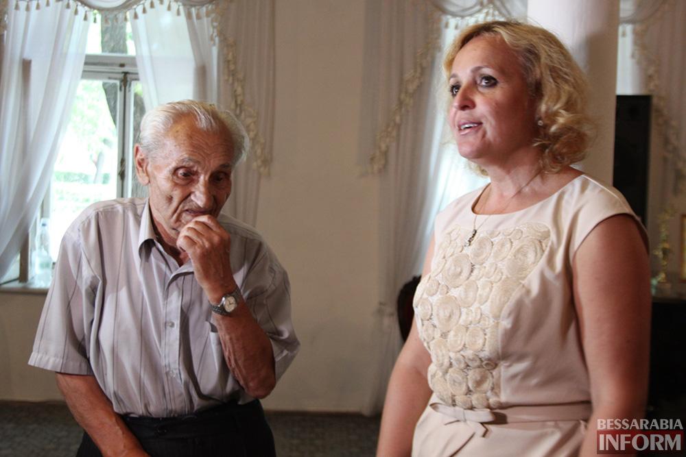 IMG_4398 Героические личности измаильчан-ветеранов Второй мировой войны в музее Придунавья (фото)