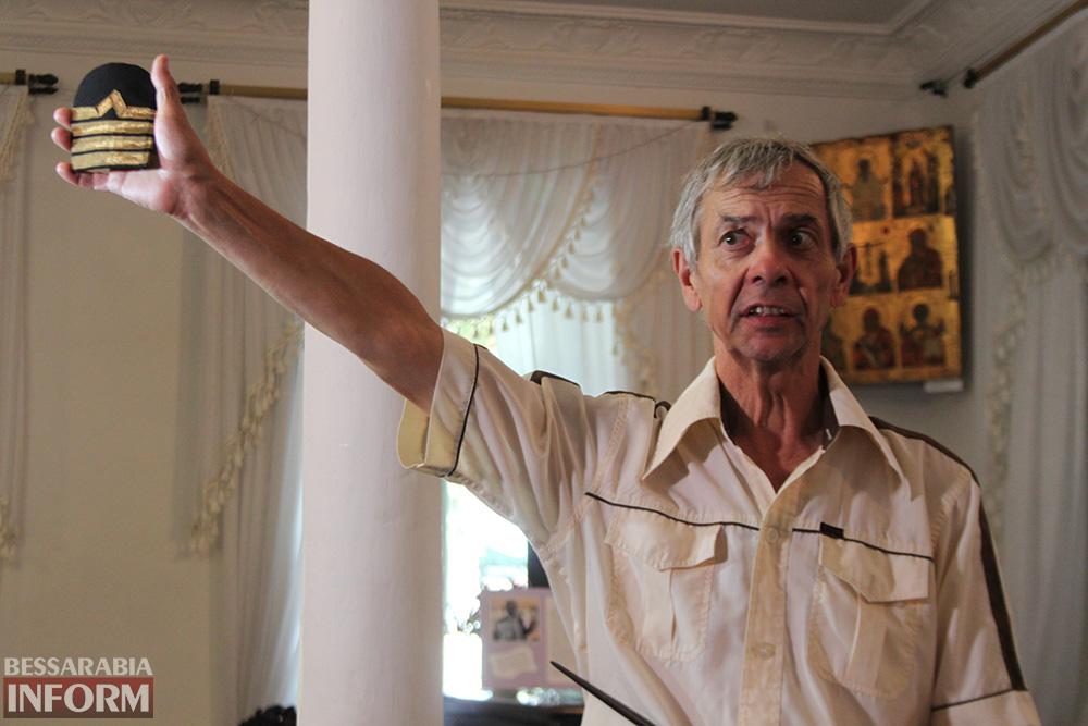 IMG_4405 Героические личности измаильчан-ветеранов Второй мировой войны в музее Придунавья (фото)