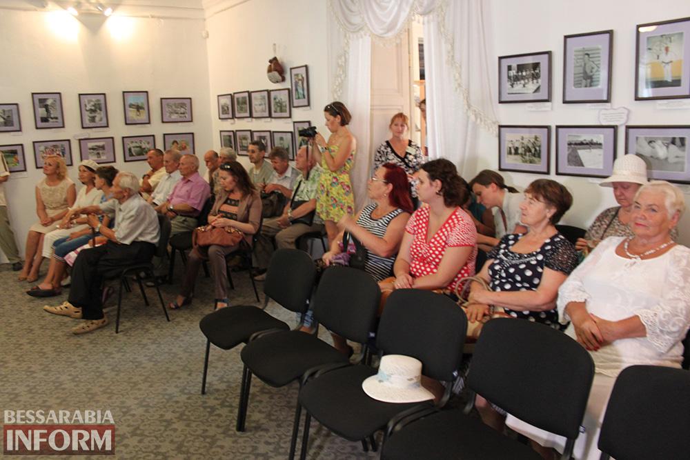IMG_4414 Героические личности измаильчан-ветеранов Второй мировой войны в музее Придунавья (фото)