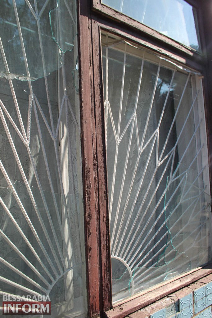 IMG_4723-683x1024 В Измаиле вандалы побили стекла в городской библиотеке (фото)