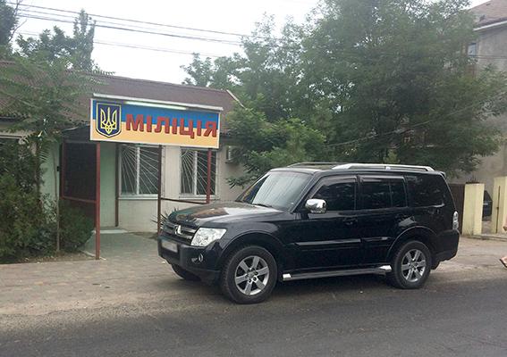PM346image001 В Затоке у туристов угнали автомобиль