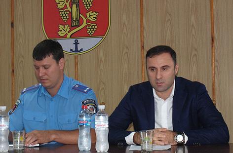 В Белгород-Днестровском сменился начальник милиции