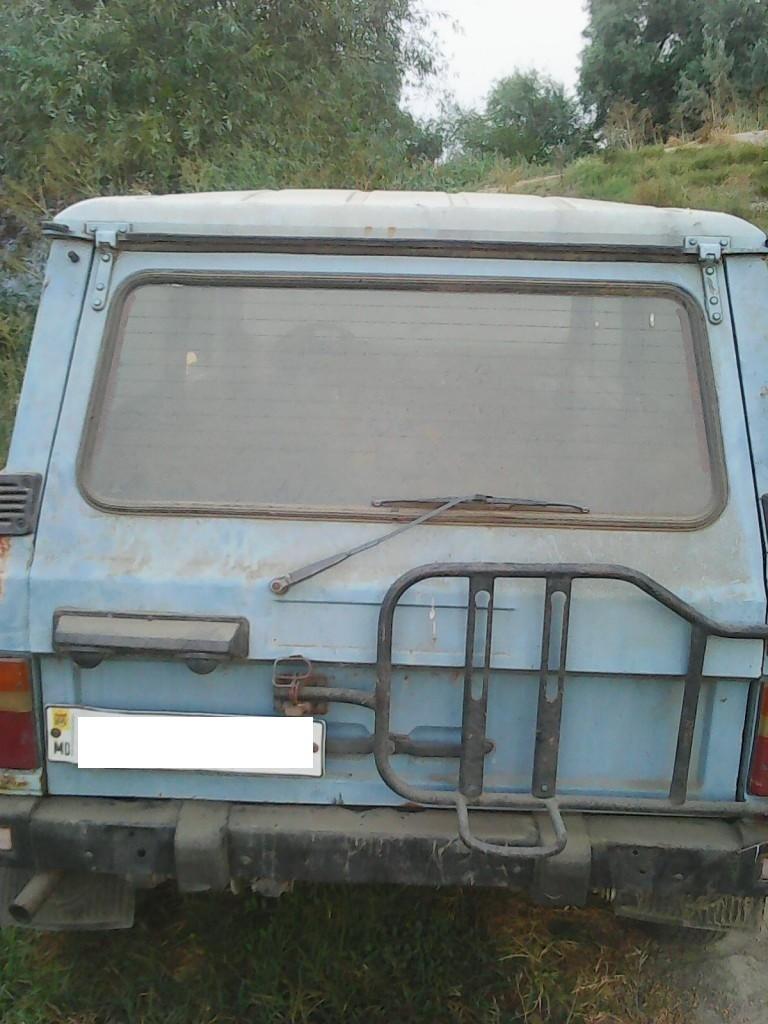 В Измаильском р-не у мужчины конфисковали автомобиль с молдавской регистрацией
