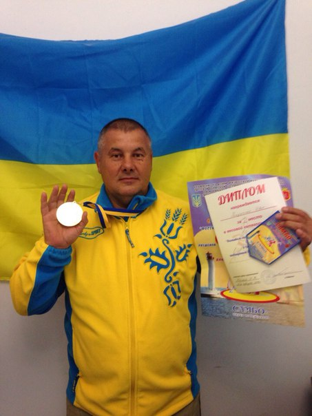 WPcdZCTPCl0 Измаильчанин стал чемпионом Украины по самбо (фото)