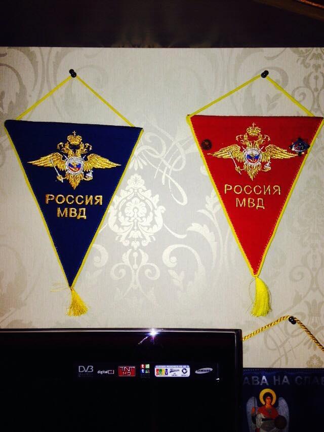 Главный милиционер Одессы оказался поклонником РФ (фото)