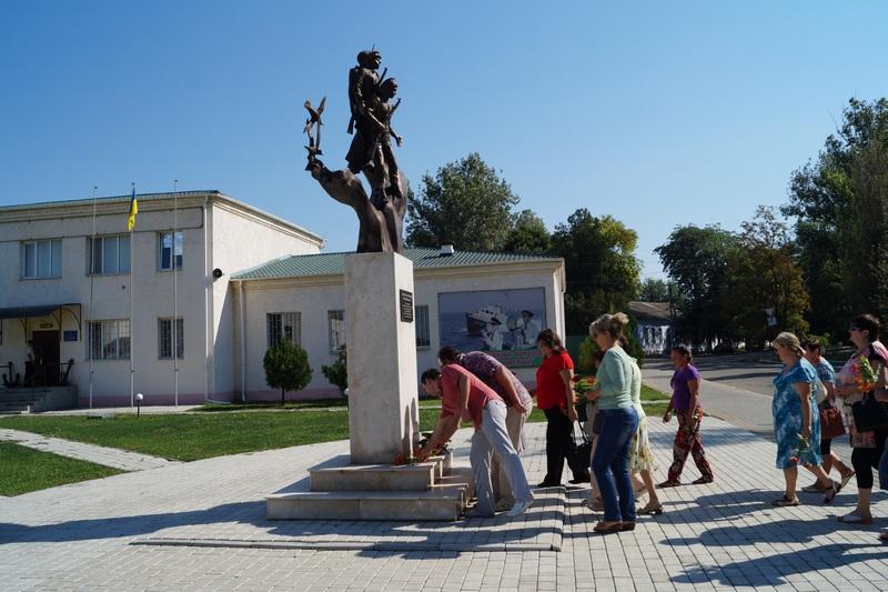 dsc07452 Килия отметила 71-ю годовщину освобождения от нацистских оккупантов