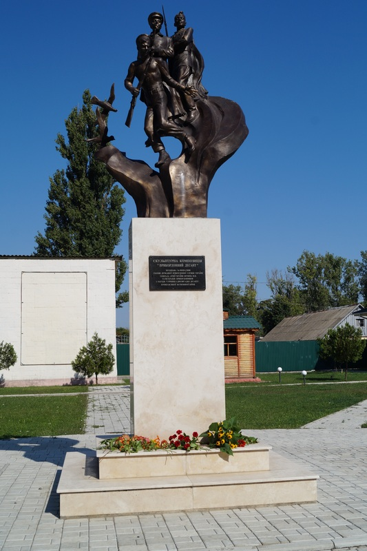 dsc07468 Килия отметила 71-ю годовщину освобождения от нацистских оккупантов