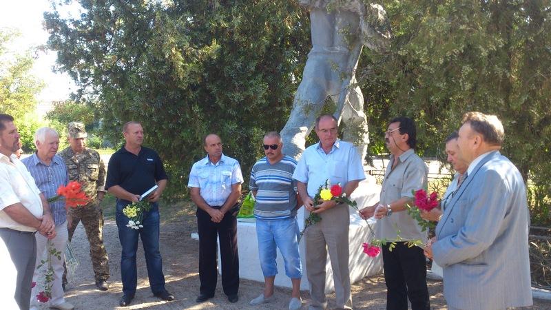 dsc_2280 Килия отметила 71-ю годовщину освобождения от нацистских оккупантов