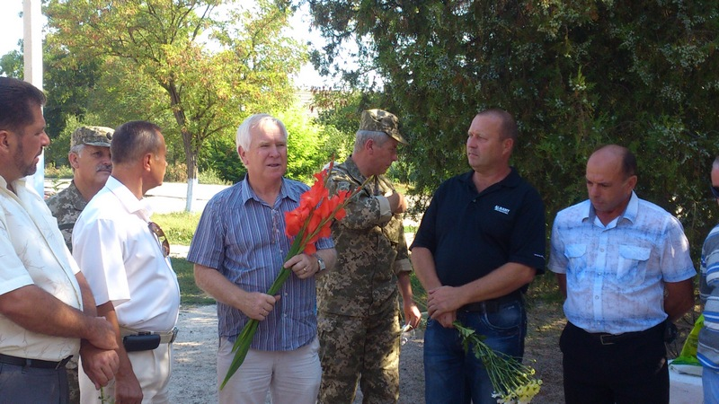 dsc_2289 Килия отметила 71-ю годовщину освобождения от нацистских оккупантов