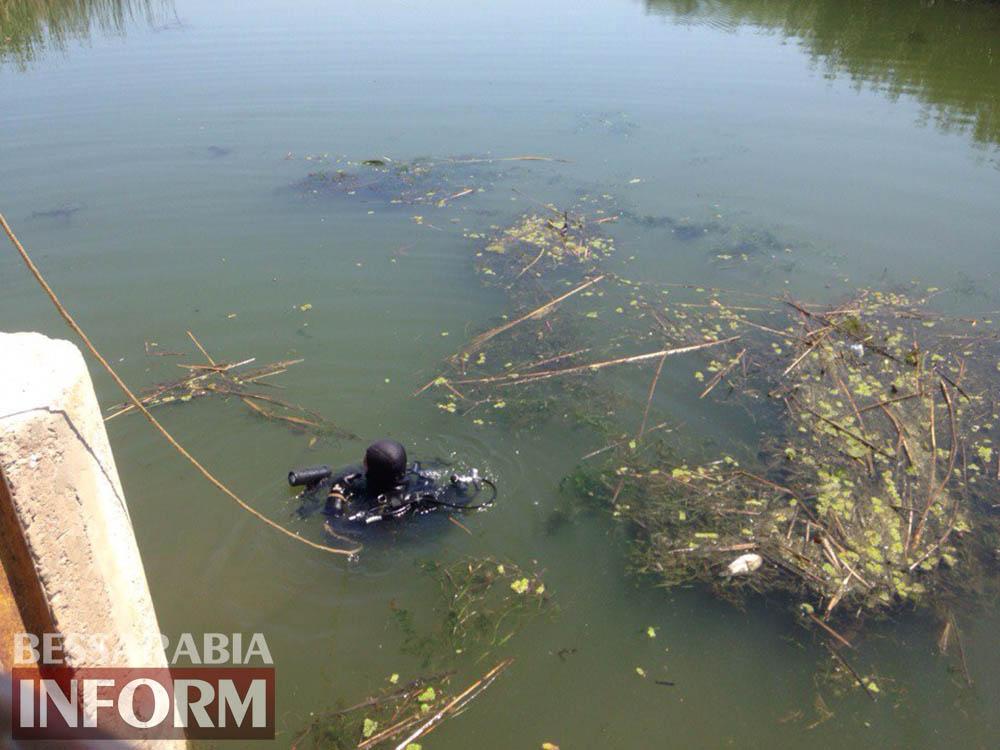 Тело рыбака, пропавшего в Измаильском районе, найдено