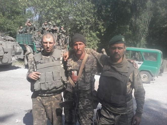 kotel00002 Год назад измаильские пограничники вышли из «Должанского котла»