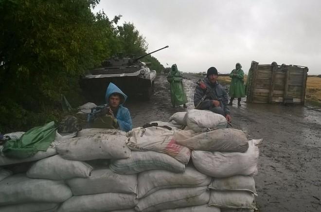 kotel00005 Год назад измаильские пограничники вышли из «Должанского котла»