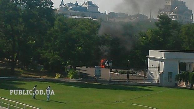 picturepicture_79920974126640_41807 В Одессе взорвалась кофемашина (фото, видео)