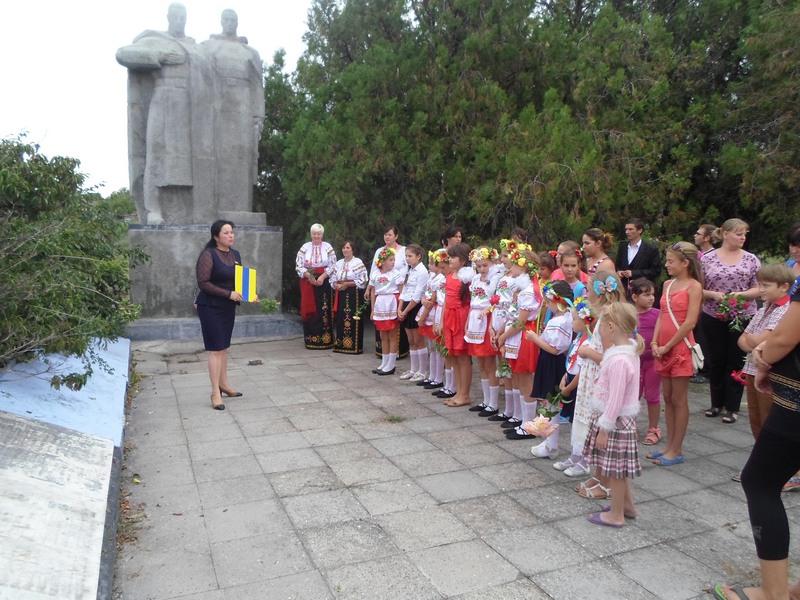 sam_1132 Килия отметила 71-ю годовщину освобождения от нацистских оккупантов