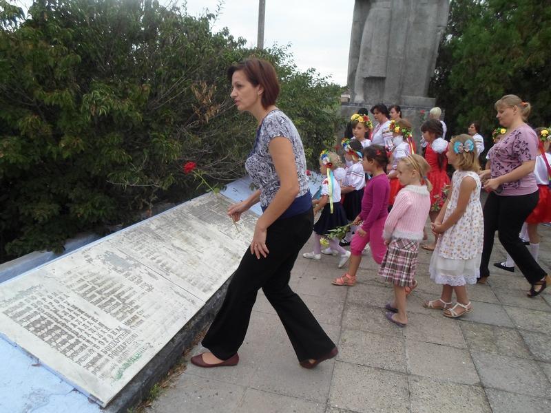 sam_1136 Килия отметила 71-ю годовщину освобождения от нацистских оккупантов