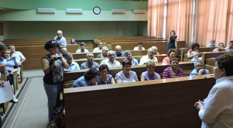 В Измаильском районе создадут новые общественные советы