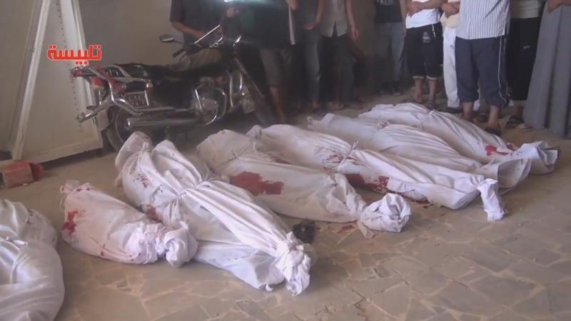Россия начала воевать в Сирии: уже погибло более 65 человек (фото, видео)