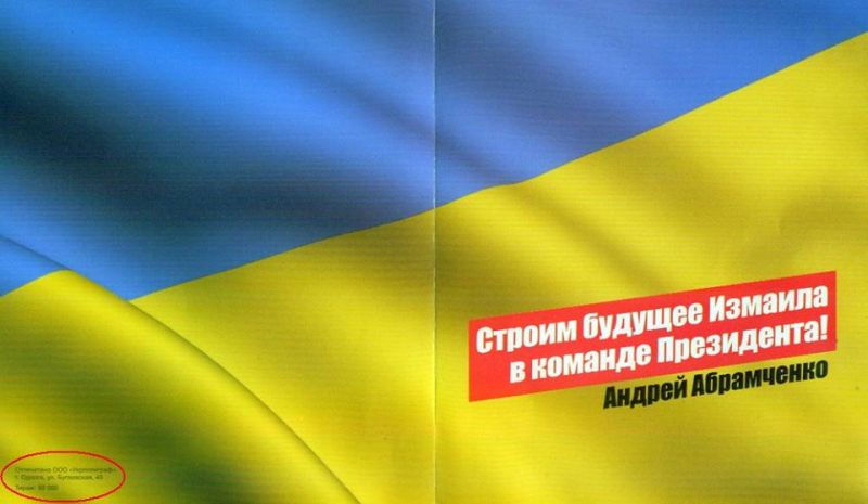 Абрамченко уличили в незаконной агитации