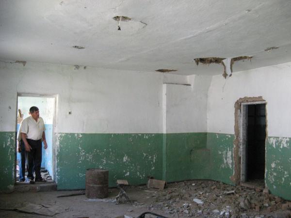 Громада Старой Некрасовки через суд пытается вернуть себе здание старой школы