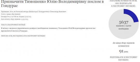 3d553c9d539de9c40437daa26f_31cb0459 Порошенко предложили отправить Тимошенко в Гондурас
