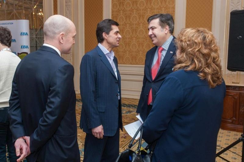Первый заместитель Саакашвили: Тебе показали направление, в котором копать, но лопаты пока у тебя нет