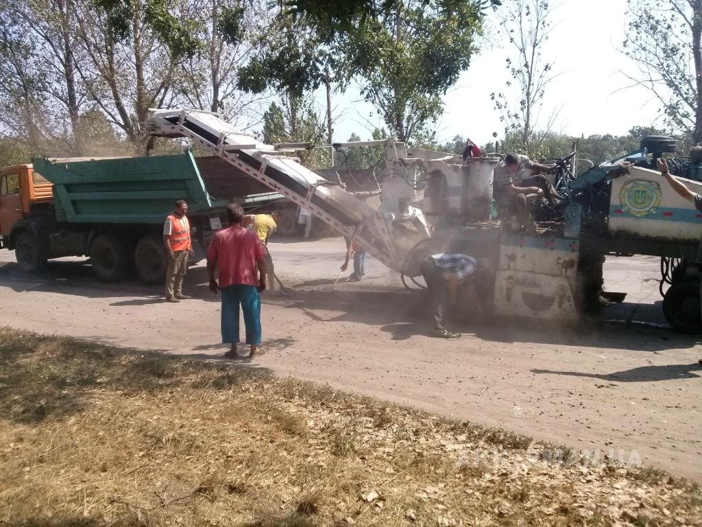 CAM00769-1024x768 В Сергеевке завершился капитальный ремонт дорог