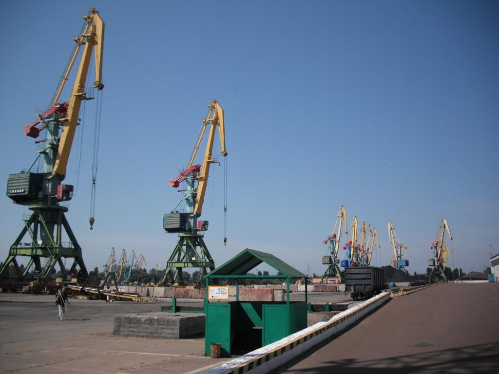 Измаильский порт: есть годовой план!