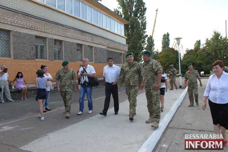 IMG_5195-800x533 Михаил Саакашвили посетил Измаильский пограничный отряд (фото)