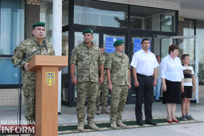 IMG_5208-800x533 Михаил Саакашвили посетил Измаильский пограничный отряд (фото)