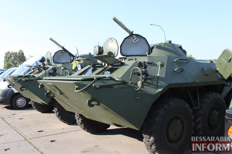 IMG_5354-800x533 Михаил Саакашвили посетил Измаильский пограничный отряд (фото)